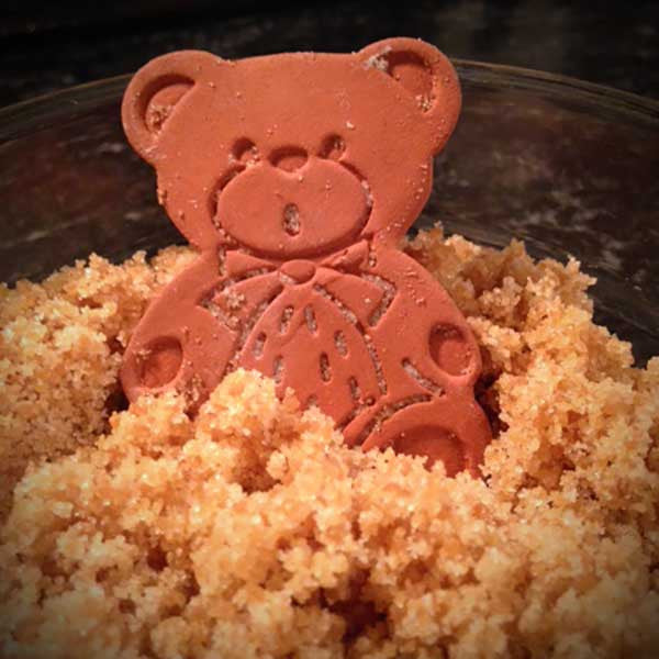 Brown Sugar Saving Bear