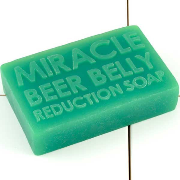 Beer Belly Reducing Soap - OddGifts.com
