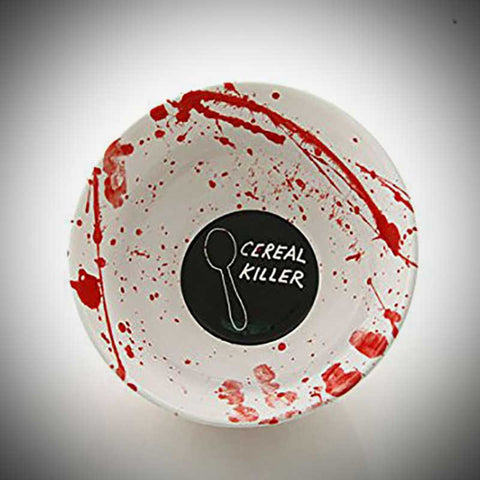 Cereal Killer Bowl - OddGifts.com