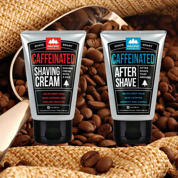 Caffeine After Shave - OddGifts.com