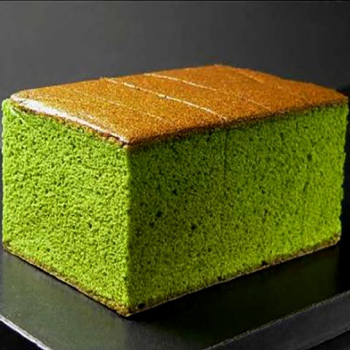 Green Tea Sponge Cake - OddGifts.com