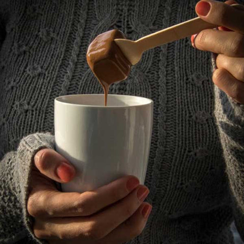 Hot Chocolate On A Spoon - OddGifts.com