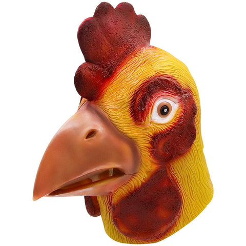 Chicken Mask - oddgifts.com