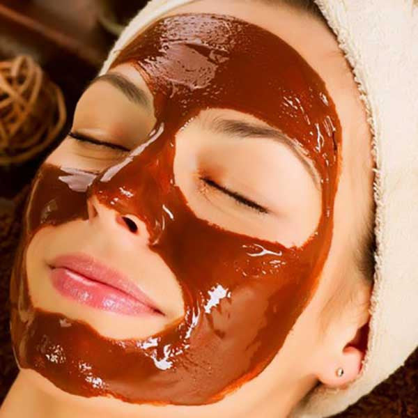 Chocolate Mud Face Mask - OddGifts.com