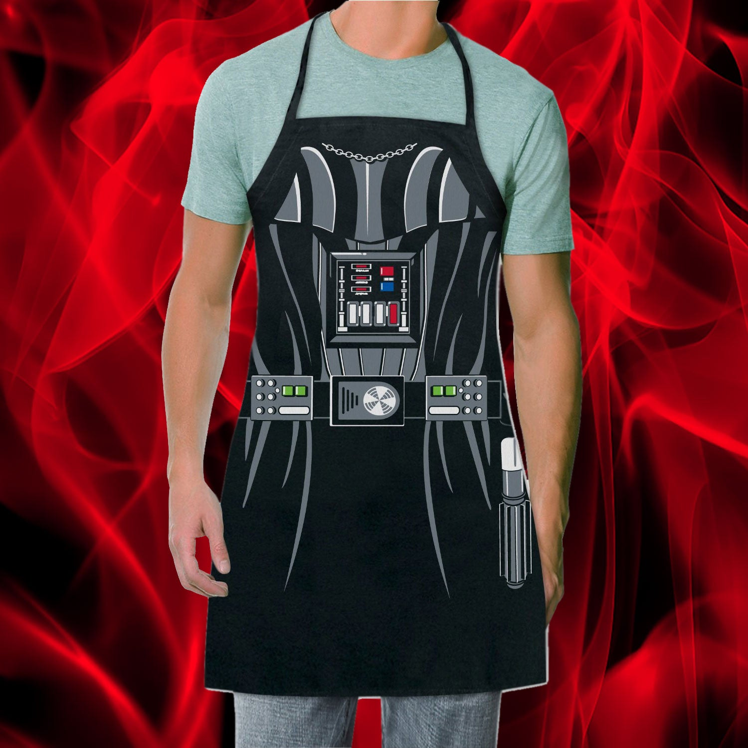 Star Wars Darth Vader Apron - OddGifts.com