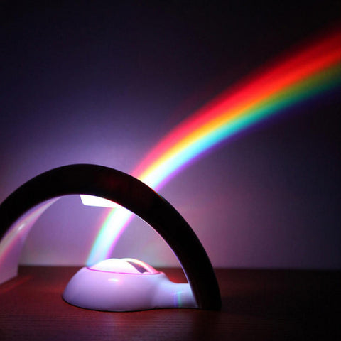Rainbow Night Light - OddGifts.com