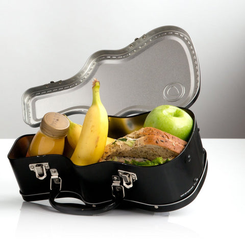 Guitar Case Lunch Box - OddGifts.com