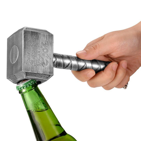 Hammer Of Thor Bottle Opener - oddgifts.com