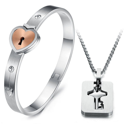 His And Hers Matching Jewelry Set - oddgifts.com