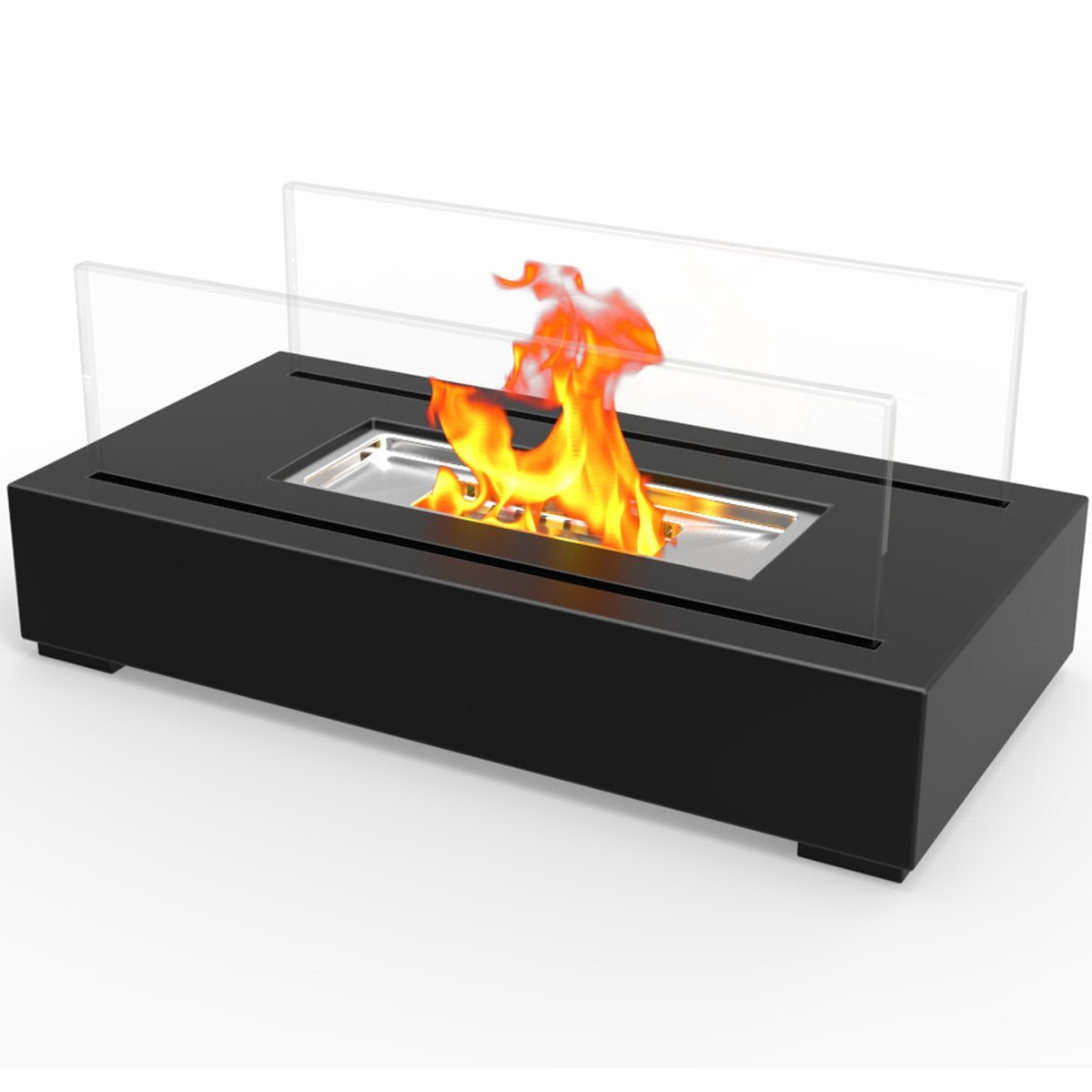 Indoor Outdoor Tabletop Fireplace - oddgifts.com