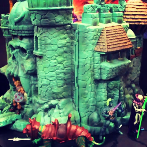 Masters of the Universe Castle - OddGifts.com