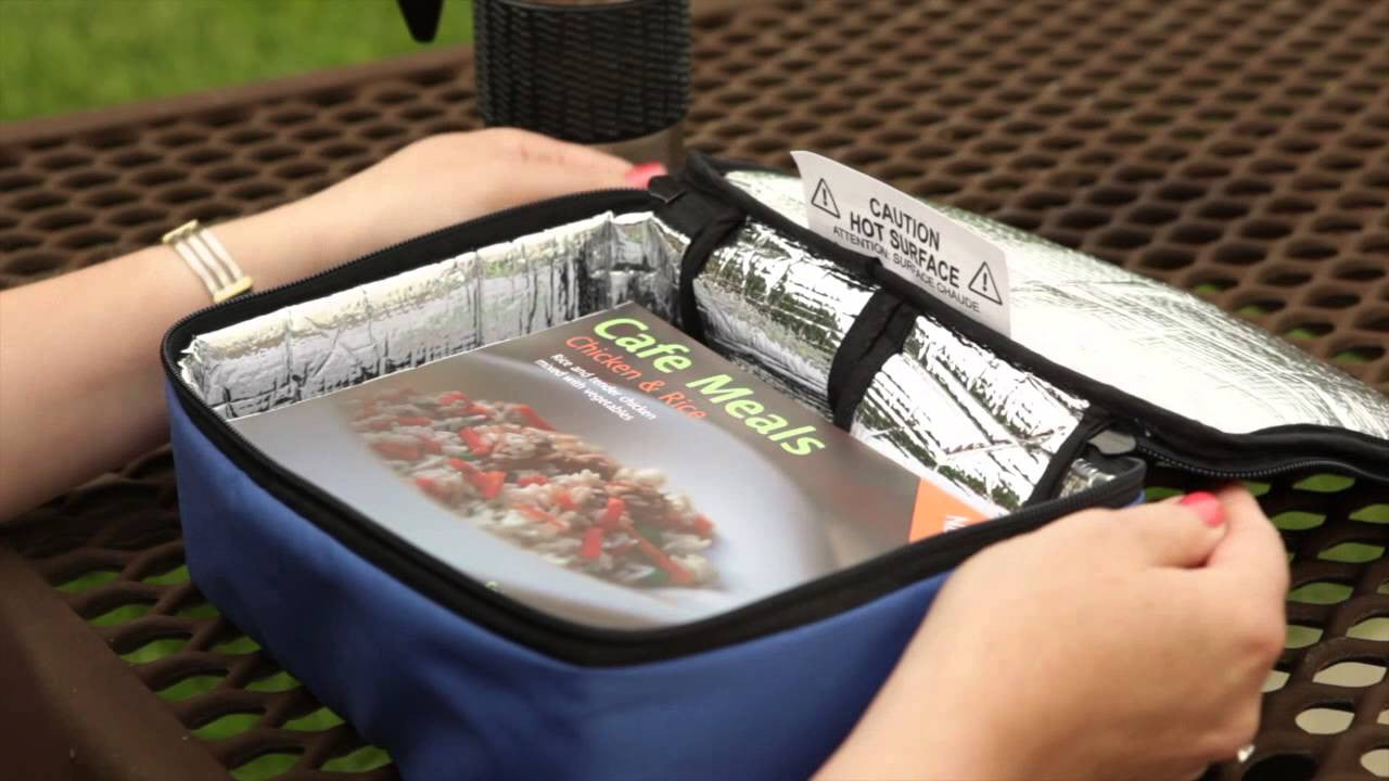 Hot Lunch Box - OddGifts.com