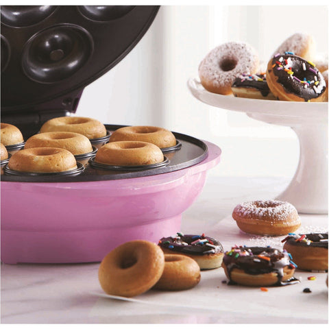 Mini Doughnut Maker - OddGifts.com
