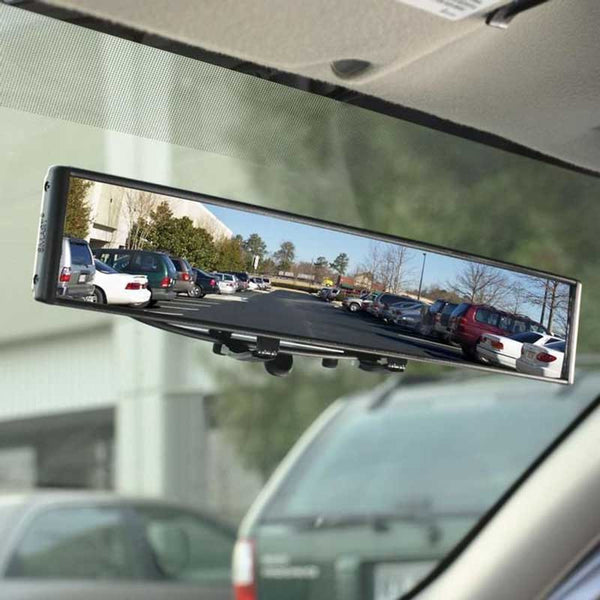 Clip On Long Rear View Mirror - OddGifts.com