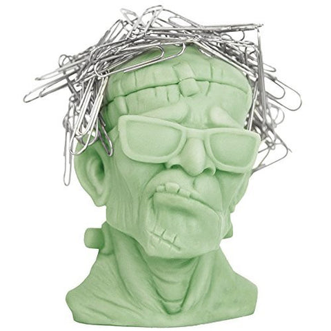 Frankenstein Paper Clip Holder - OddGifts.com