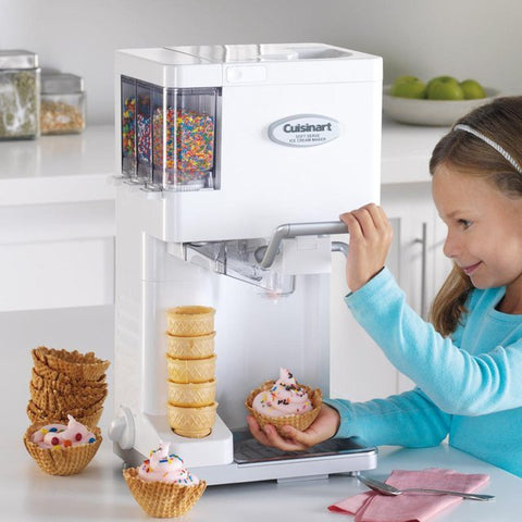 Soft Serve Ice Cream Maker - OddGifts.com