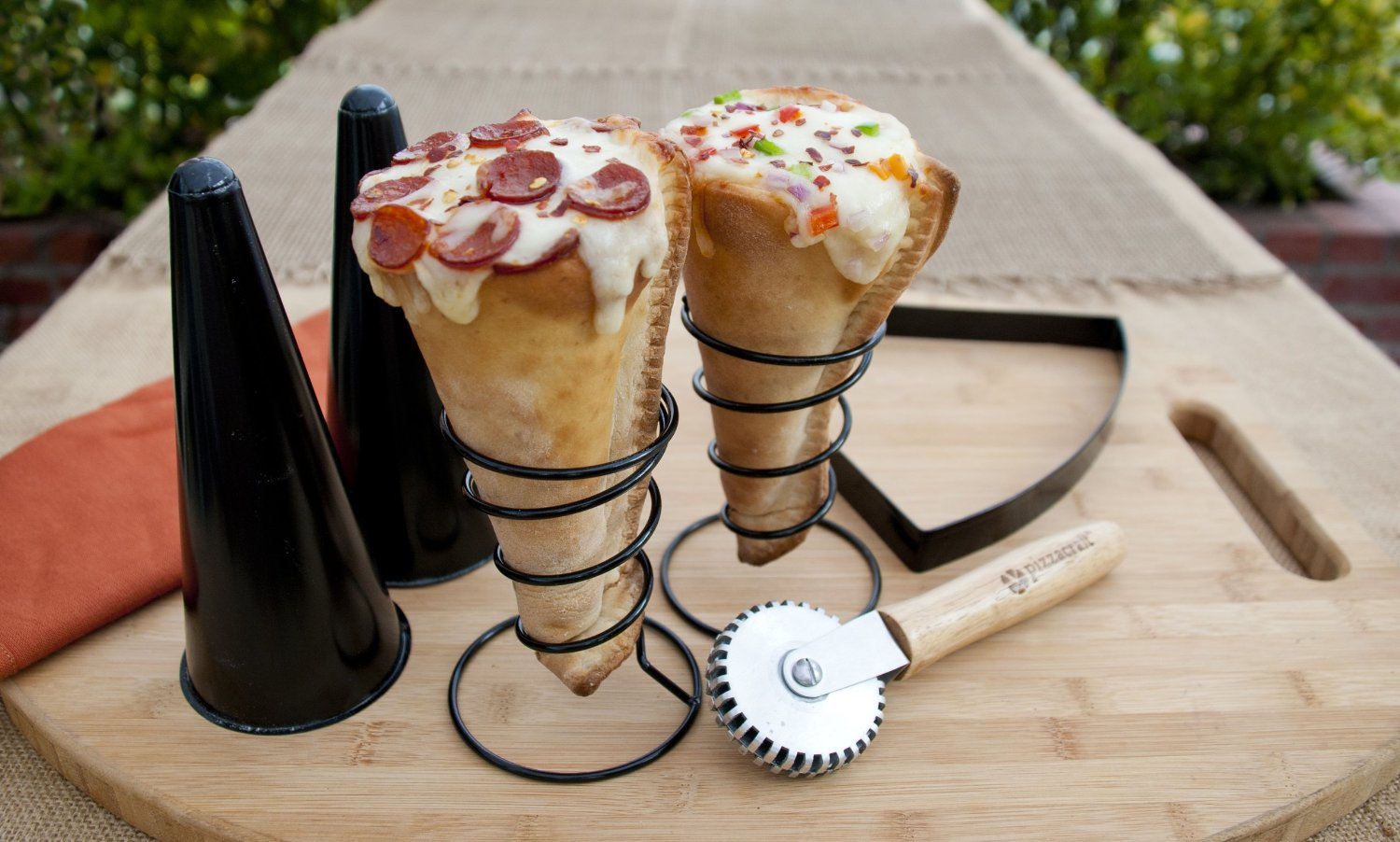 Pizza Cone Making Set - OddGifts.com