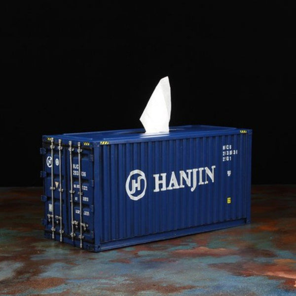 Container Tissue Box - OddGifts.com
