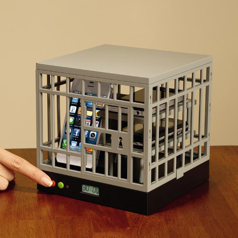 Cell Lock Up Phone Cage