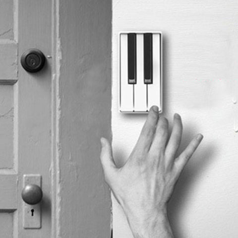 Piano Doorbell - OddGifts.com
