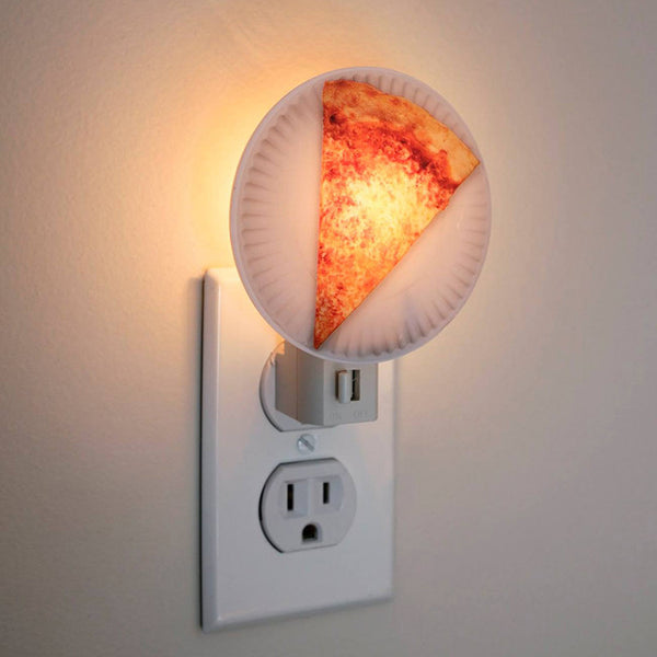 Pizza Night Light - OddGifts.com