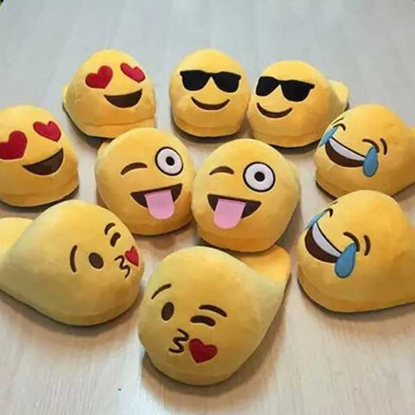 Emoji Slippers - OddGifts.com