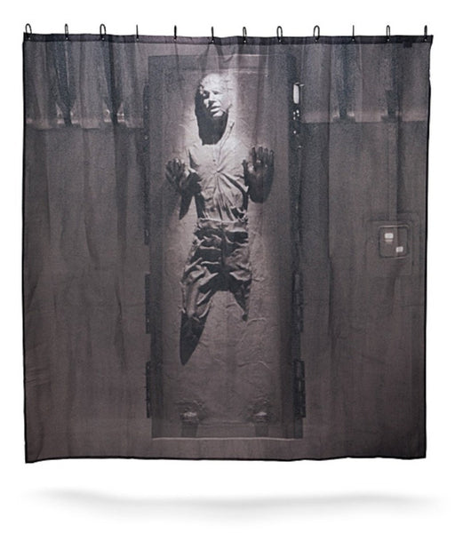 Han Solo Shower Curtain