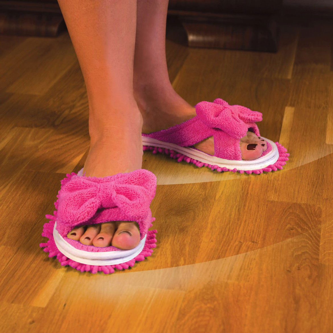 Dust Mop Slippers - OddGifts.com