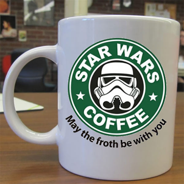 Star Wars Coffee Mug - OddGifts.com