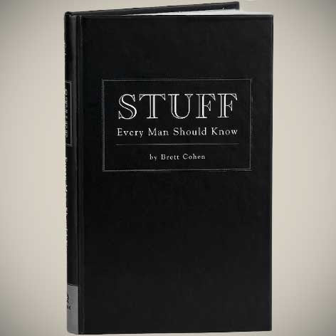 Stuff Every Man Should Kow - OddGifts.com