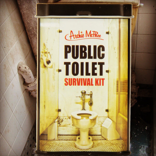 Public Toilet Survival Kit - OddGifts.com