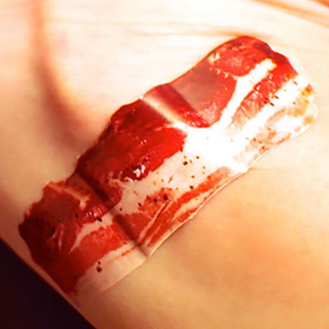 Bacon Bandages - OddGifts.com