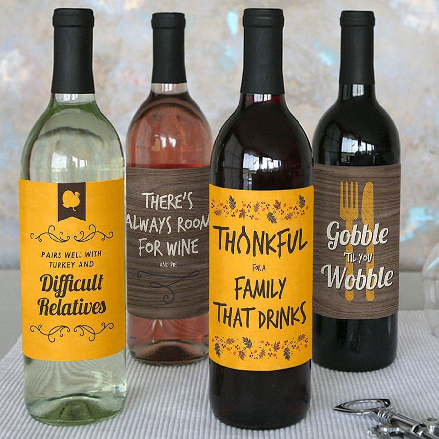 Funny Wine Bottle Labels - OddGifts.com
