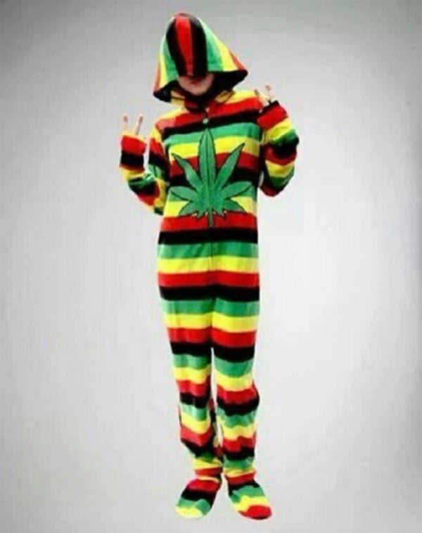 Marijuana Onesie For Adults - OddGifts.com