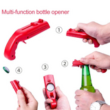 Multifunctionele bieropener 'Pro'
