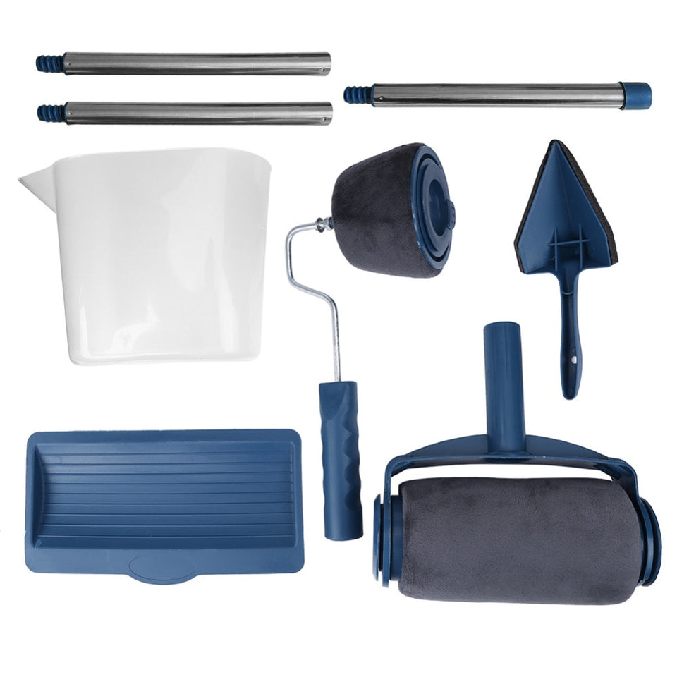 'Multifunctionele' verfroller kit ( 8 delige - set )