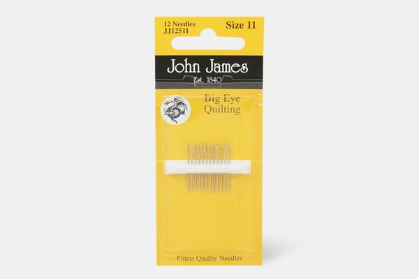 John James Sewing Needles