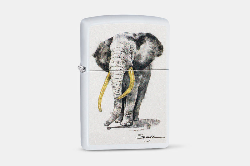 Zippo Lighters: Spazuk Collection
