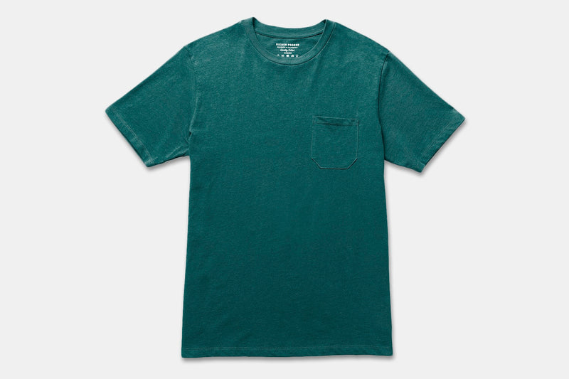 Midweight Crew - Green - S