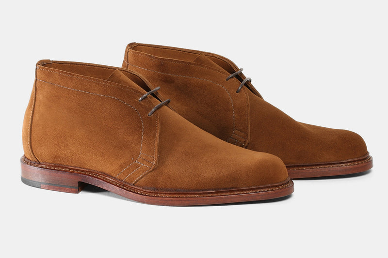 Massdrop X Allen Edmonds Unlined Chukka Boot