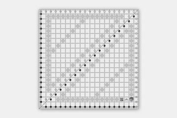 "Creative Grids 20 1/2"" Square Ruler"