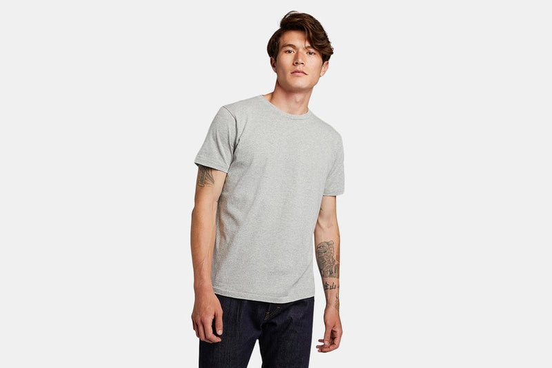 Drop + Velva Sheen Crew Tee (2-Pack)