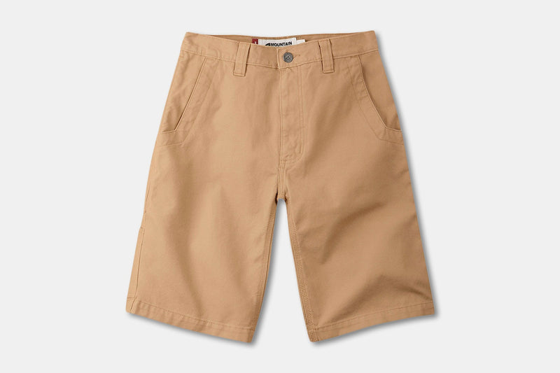 Alpine Utility Short Relaxed Fit - 9IN - Yellowstone - 38