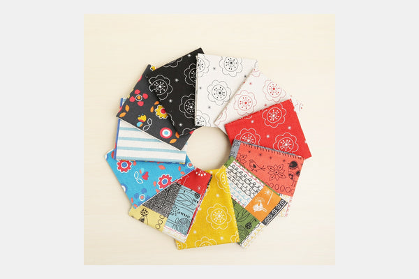 Minakoko Fat Quarter Bundle by Lecien