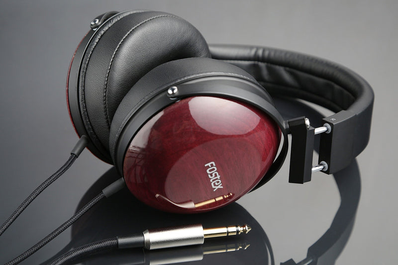 Massdrop x Fostex TH-X00 Purpleheart Headphones