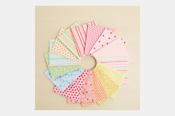Minny Muu by Lecien Fat Quarter Bundle
