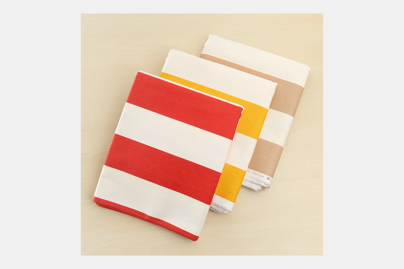 Oxford Style Awning Stripe Yardage