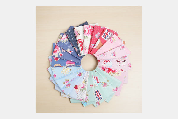 Flower Sugar Maison Fat Quarter Bundle