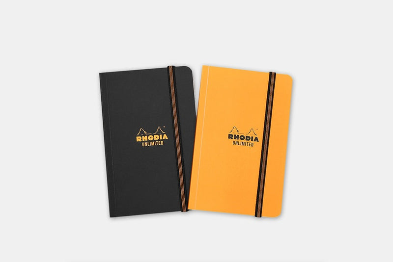 Rhodia Unlimited Pocket Notebook