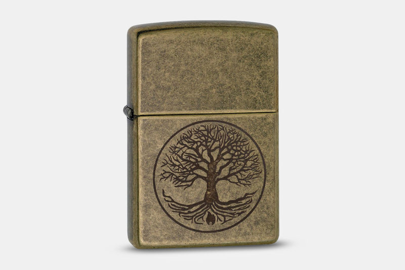 Antique Brass, Tree of Life (29149)